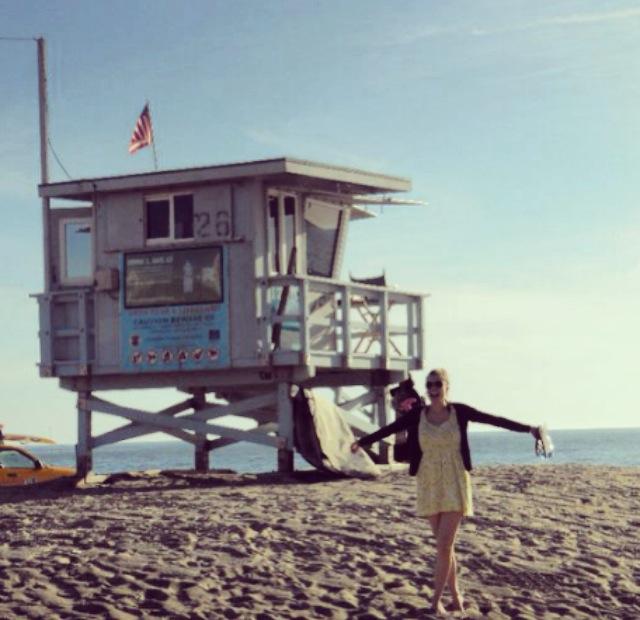 Santa Monica Lifeguard