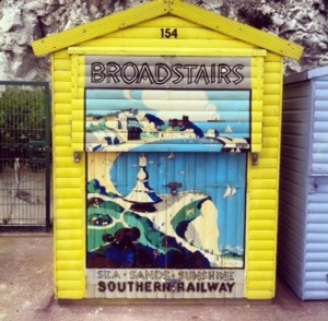 Broadstairs Beach Huts