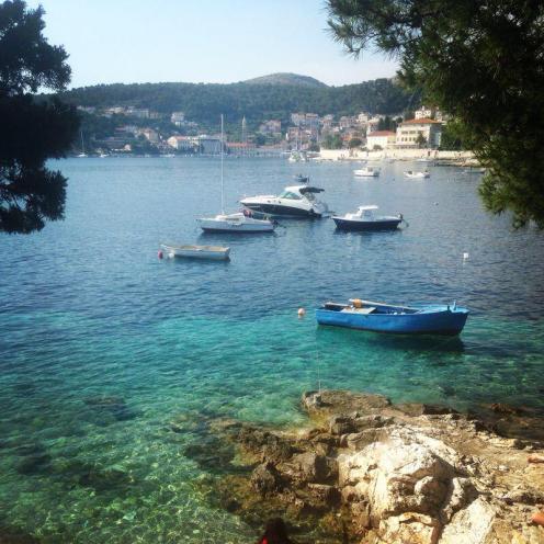 Hvar Croatia Beach
