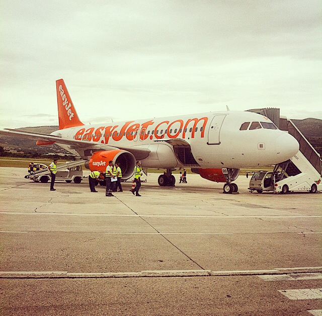 Easyjet Plane