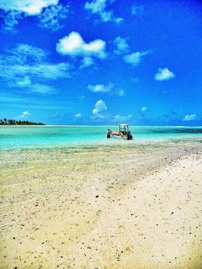 Cook Island Aitutaki