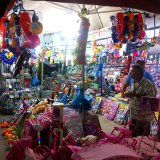 Market Stall Greece