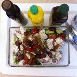 Greek Salad Dressings