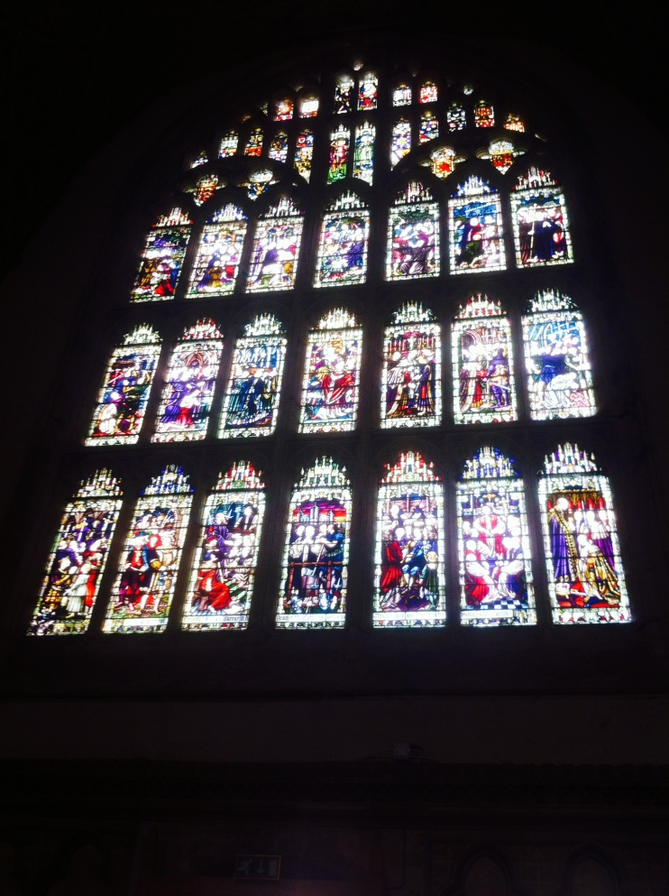 Canterbury Cathedral Windows