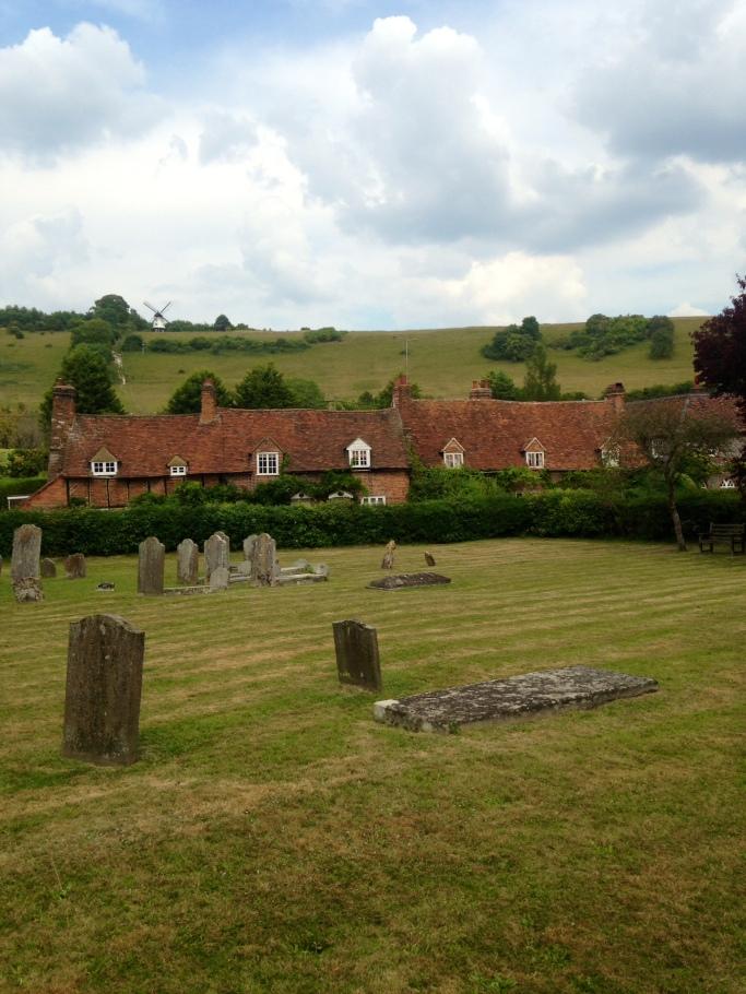 Turville Graveyard