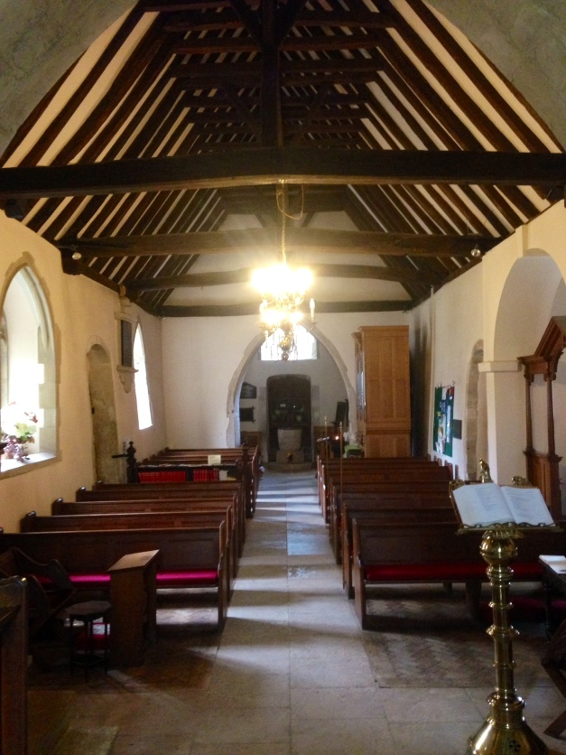 Old Church turville