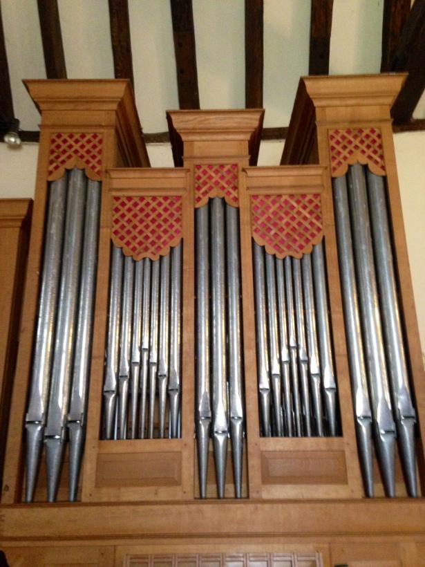 Turville Organ