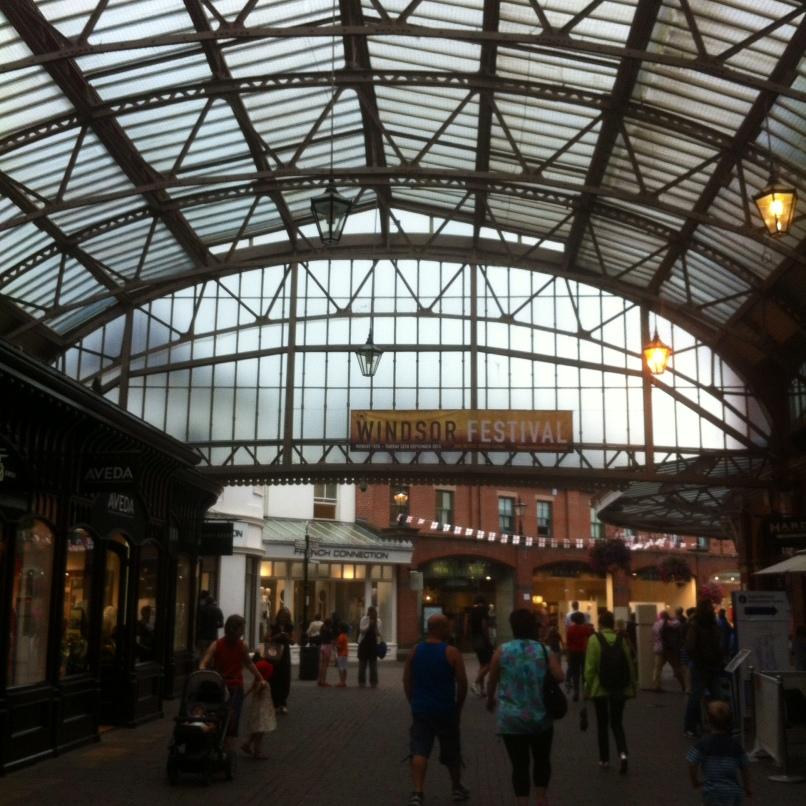 Windsor Royal Shopping Arcade