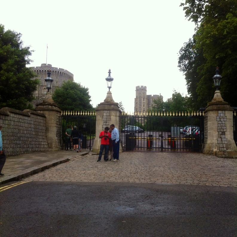 Windsor Castle Gates