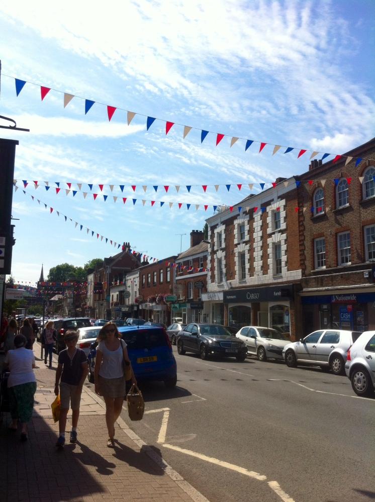 Marlow High Street