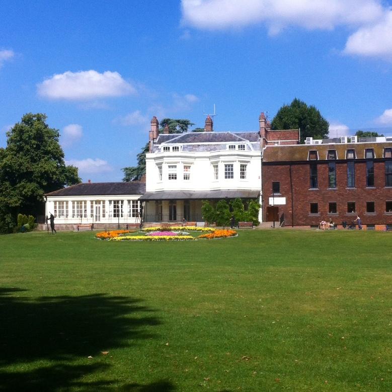 Marlow Court Garden