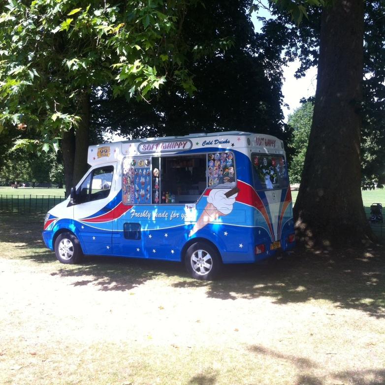 Ice Cream Van Marlow