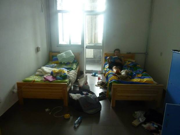 China English Teacher Accommodation