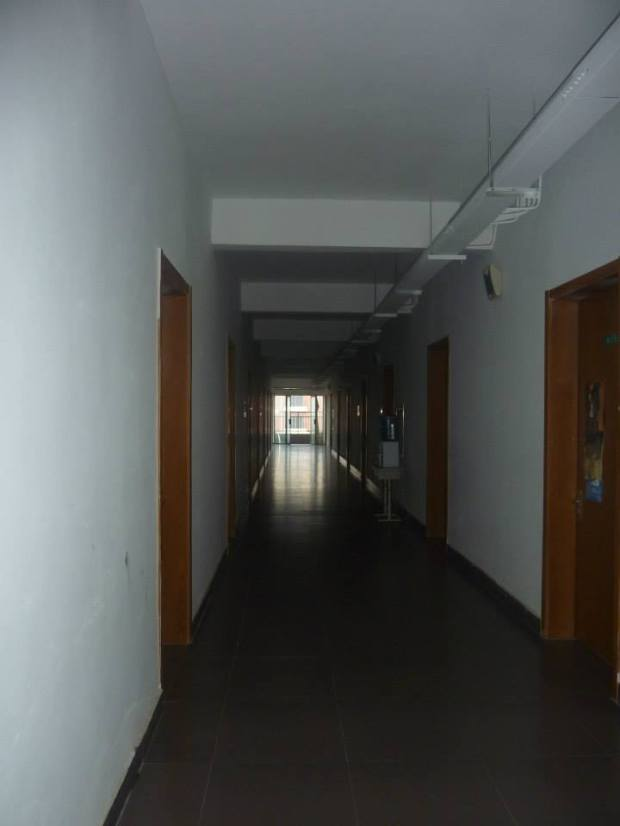 China English Teacher Accommodation Dorms