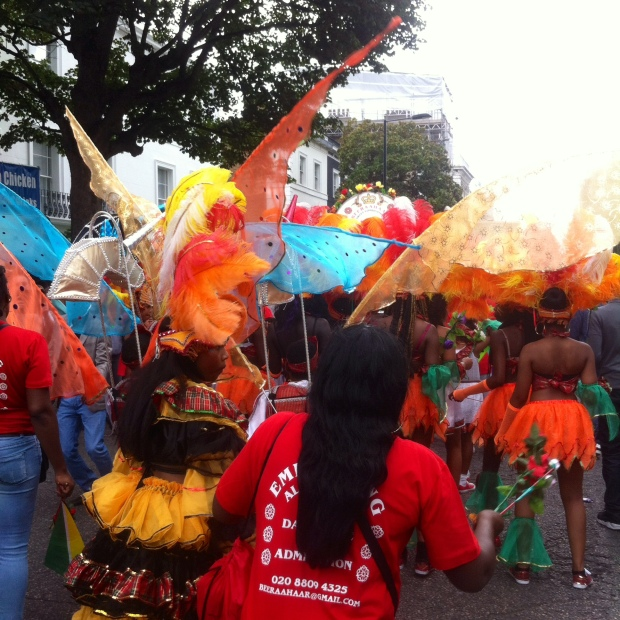 Notting Hill Carnival Costumes