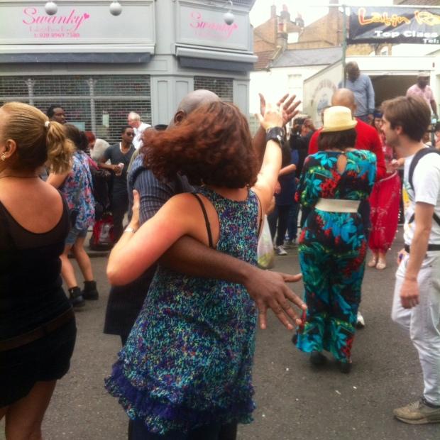 Latin Dancing Notting Hill