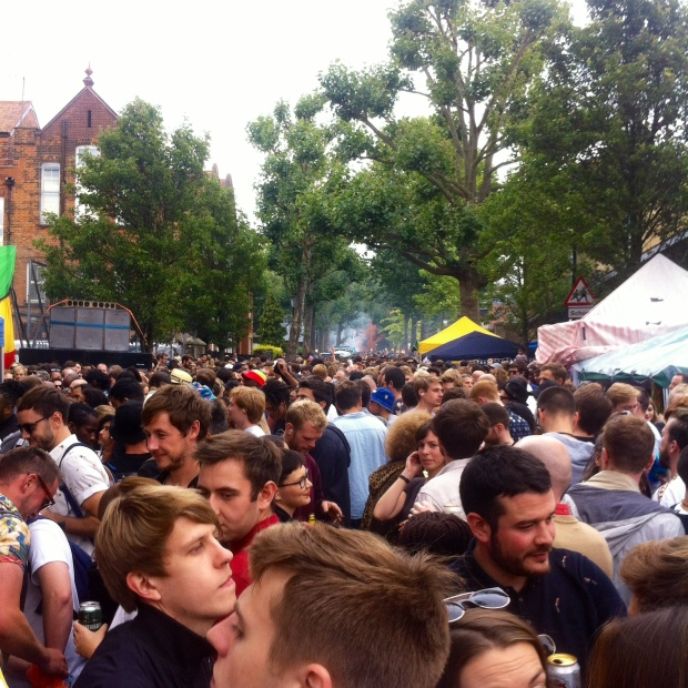 Notting Hill Carnival Party