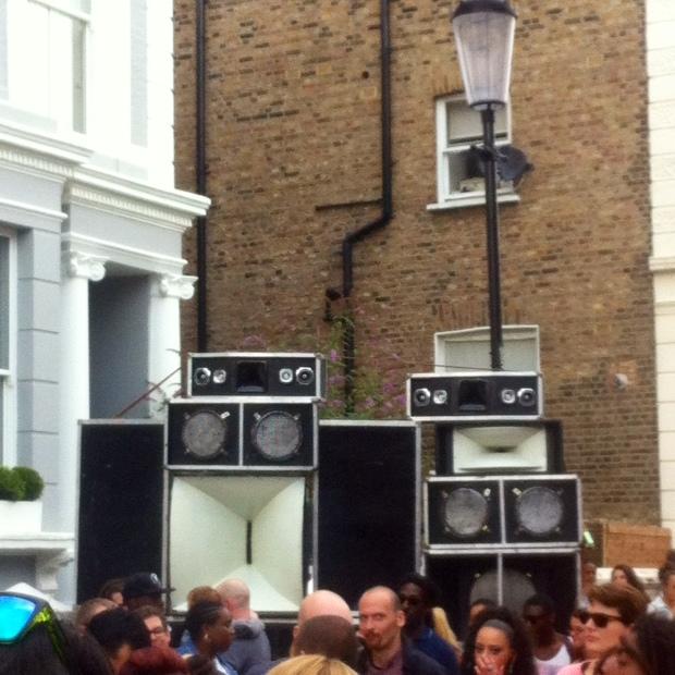 Notting Hill Carnival Soundsystem