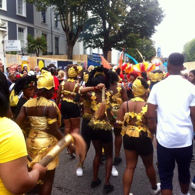 Notting Hill Carnival Dancers