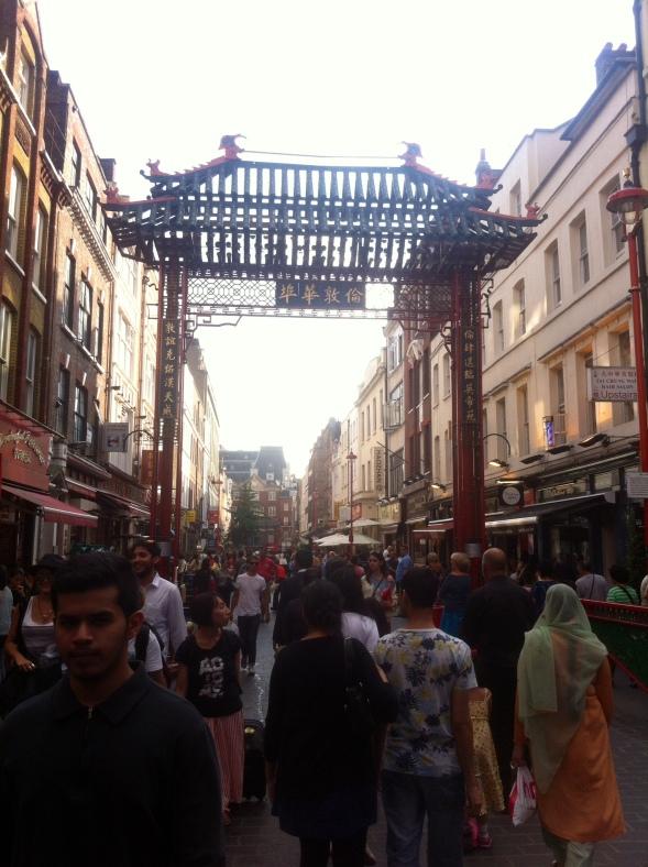China Town London