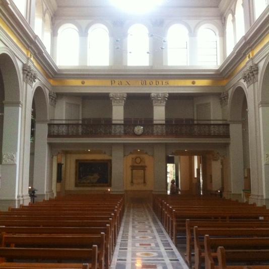 Catholic Church London Empty