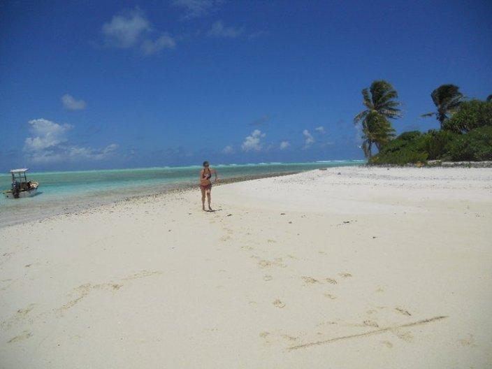 Aitutaki Beach