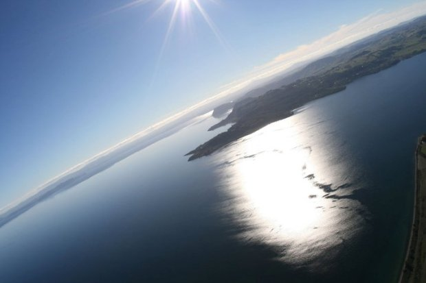 Lake Taupo Sky Dive