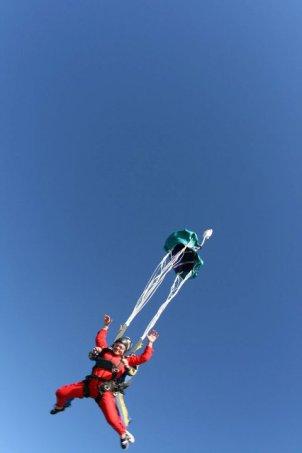 Sky Dive Parachute