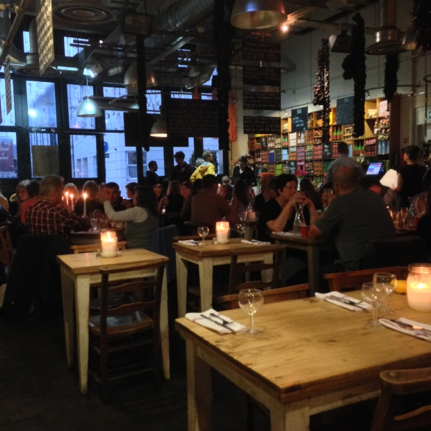 Bills Brighton Restaurant