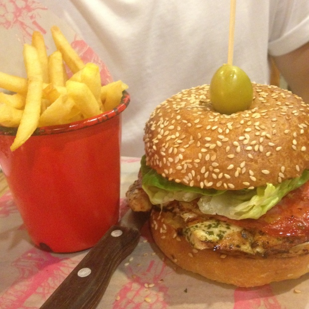 Chroizo Burger Bills