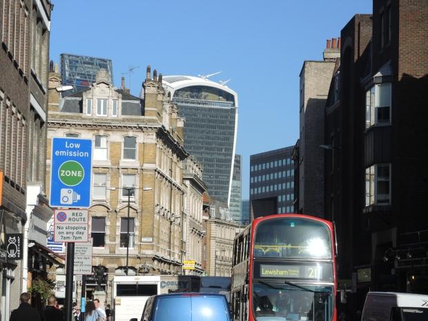 Walkie Talkie London