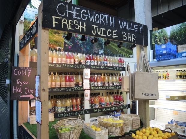 Borough Market Juice