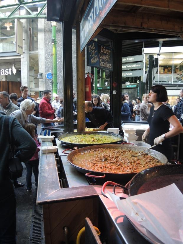 Borough Market Spanish