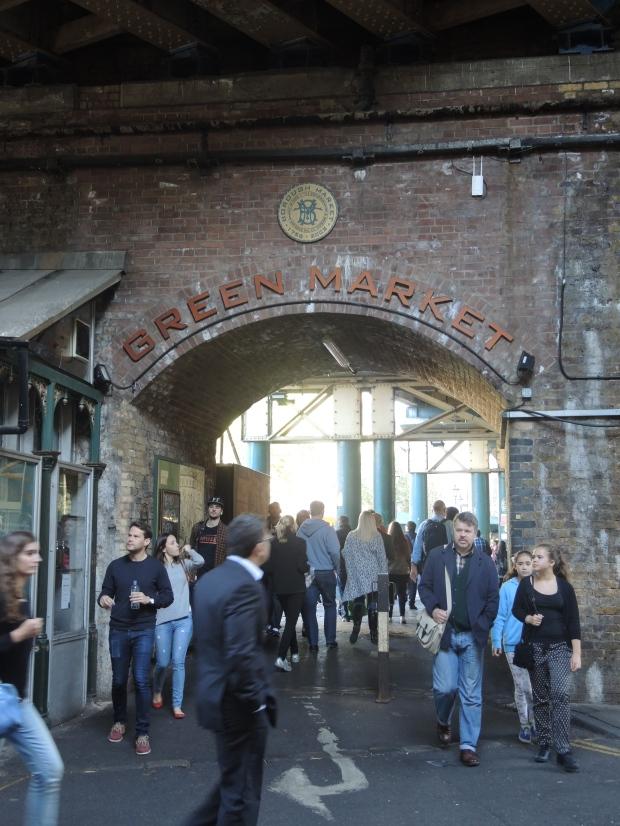 Green Market London