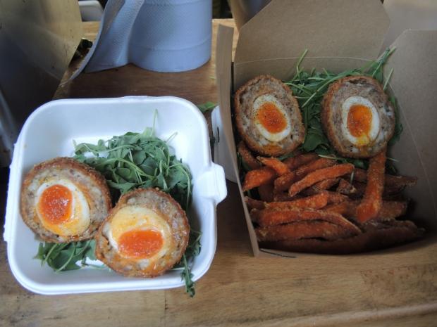 Borough Market Scotch Eggs
