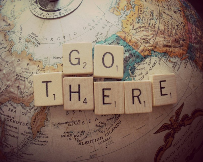 go there quote