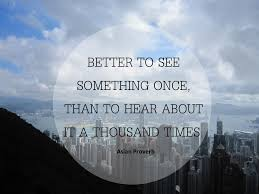 travel quote proverb