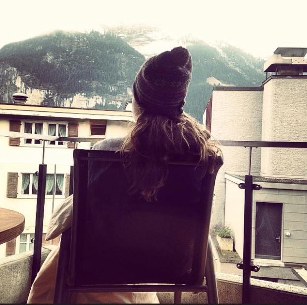 Grindelwald Balcony