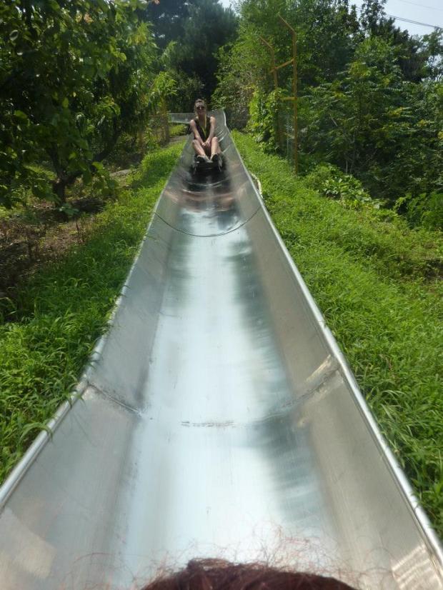 Mutianyu Slide