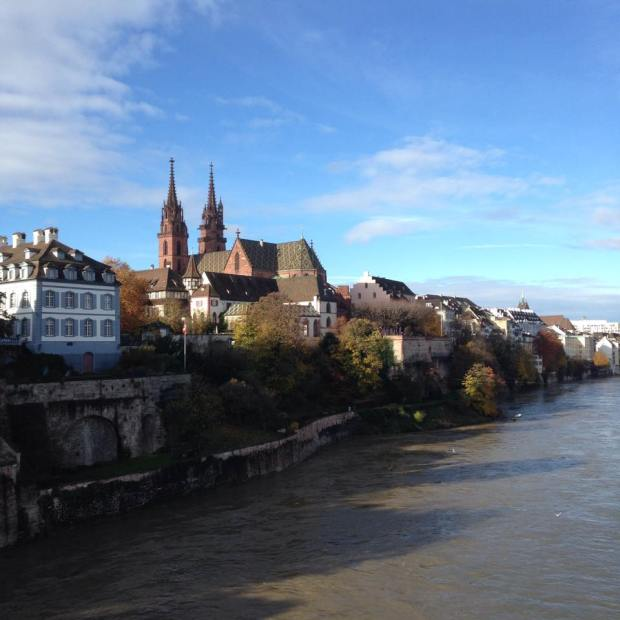 Basel Rhine