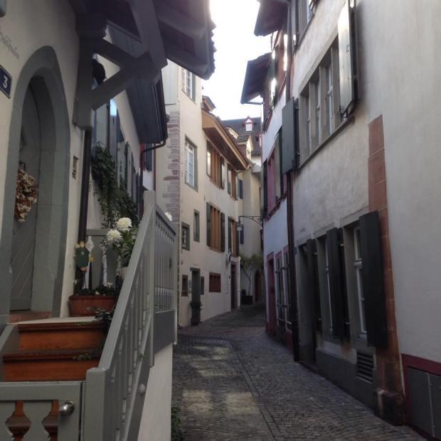 Basel Medieval Street