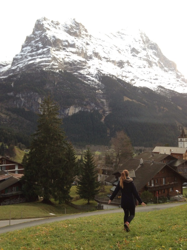 Grindelwald Mountains
