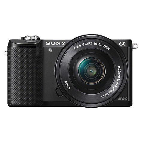 Sony A500 Camera