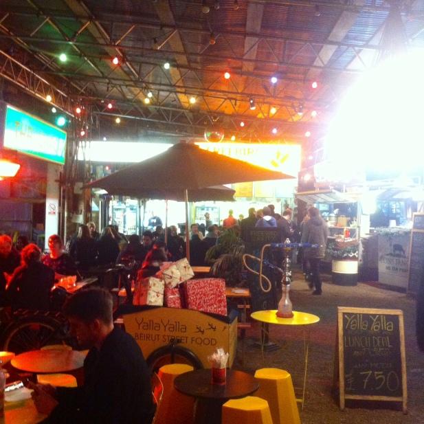 Food Market Shoreditch