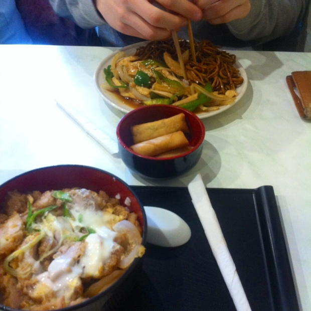 Japanese Food Brighton