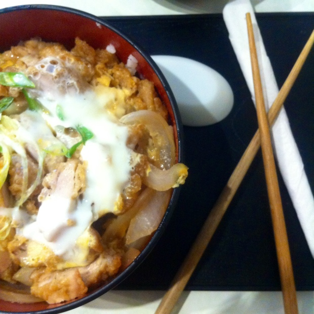 Japanese Rice Dish Brighton