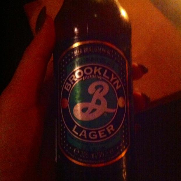 Brooklyn Lager Shoreditch