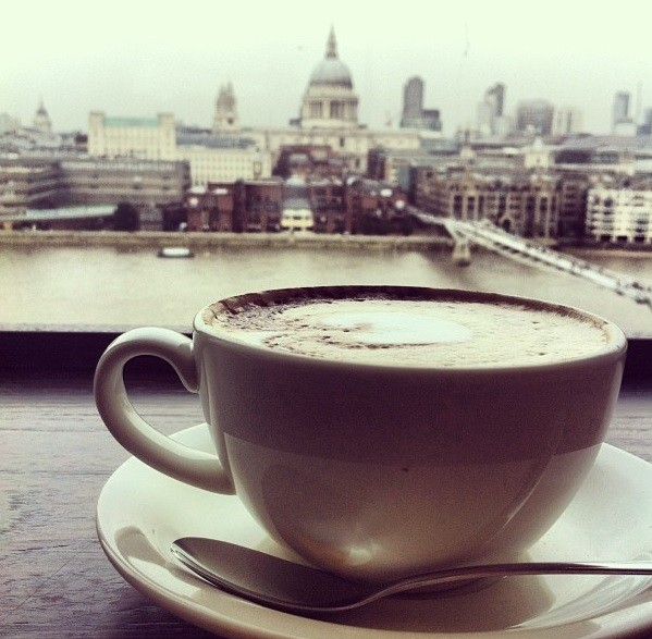 Tate Modern London Cafe