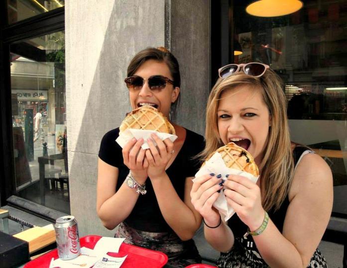 Belgian Waffles Brussels