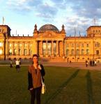 Berlin Reichstagg